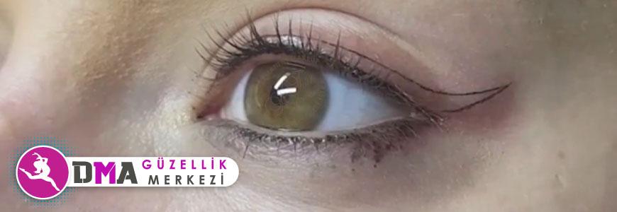 İzmir Torbalı Kalıcı Eyeliner
